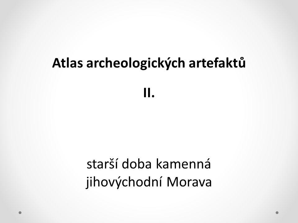 Atlas archeologických artefaktů