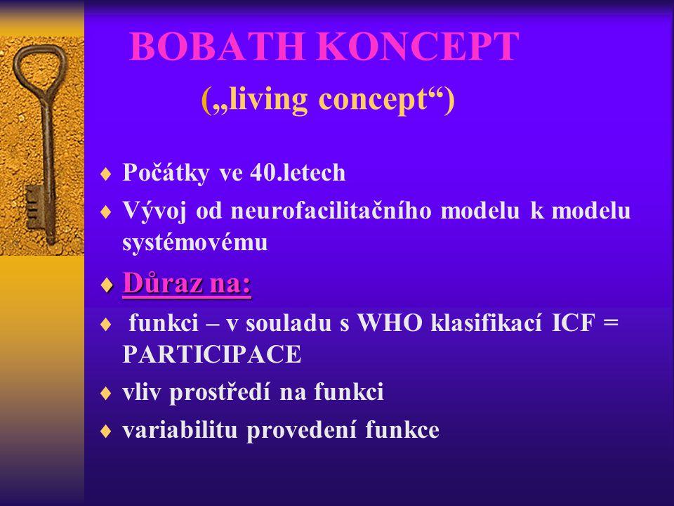 "BOBATH KONCEPT (""living concept )"