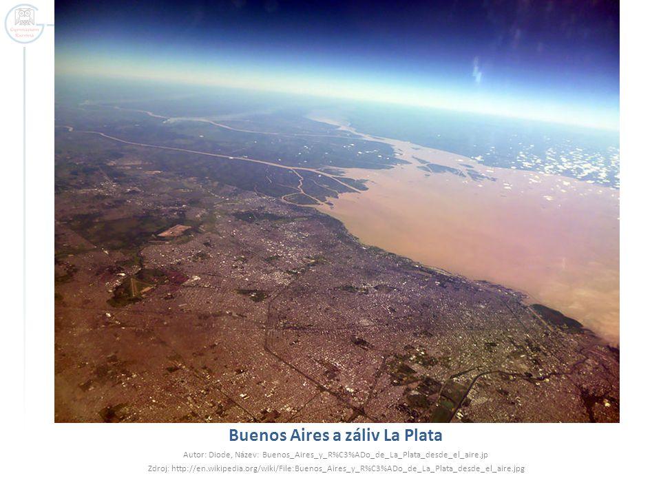 Buenos Aires a záliv La Plata