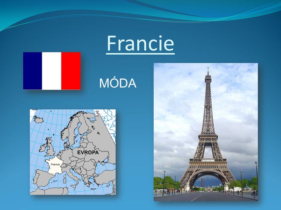 Francie MÓDA