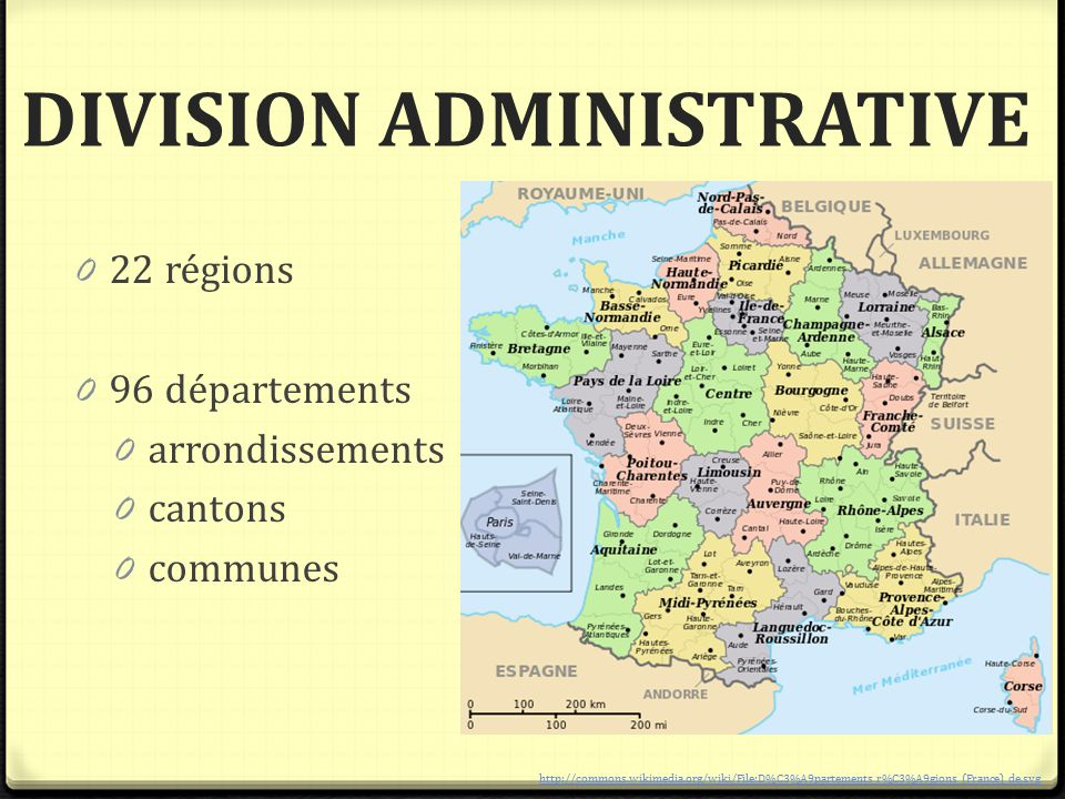 DIVISION ADMINISTRATIVE