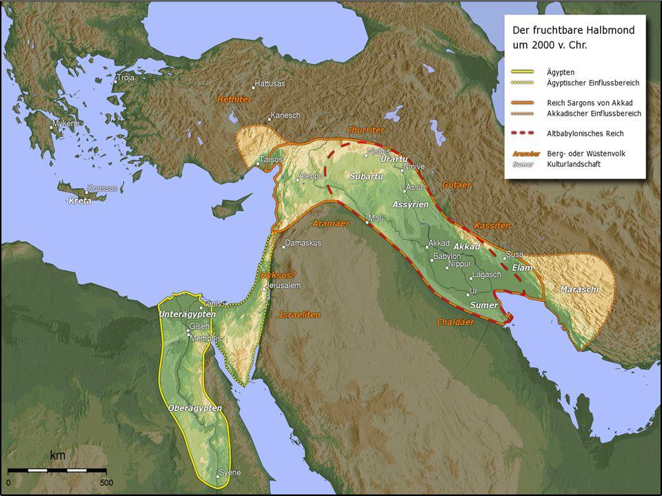 BABYLÓNSKÁ ŘÍŠE Středobabylónská říše Novobabylónská říše Kassité