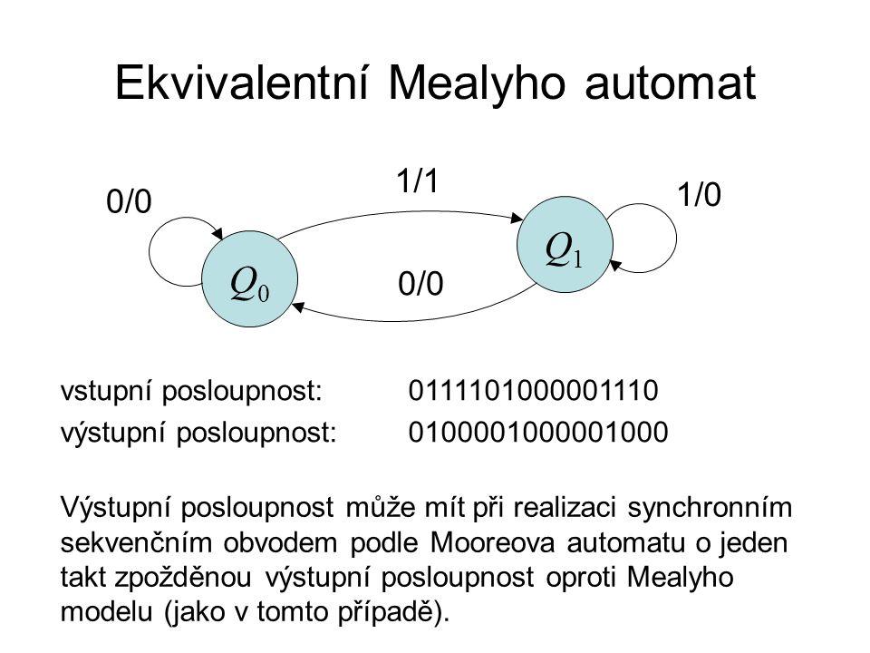 Ekvivalentní Mealyho automat