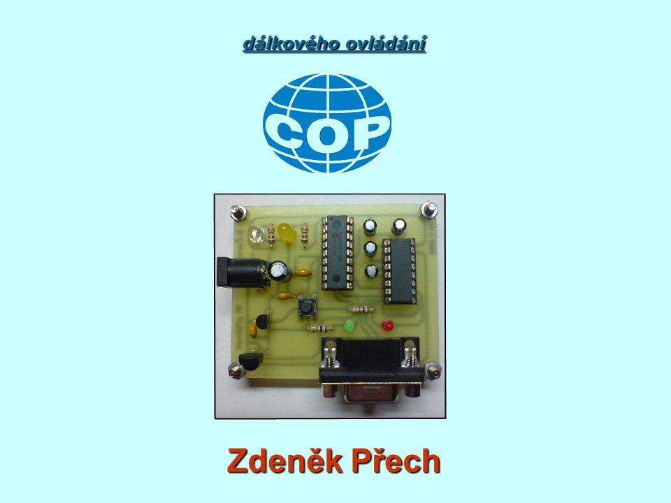 Tvorba software pro mikrokontrolér PIC v přijímači