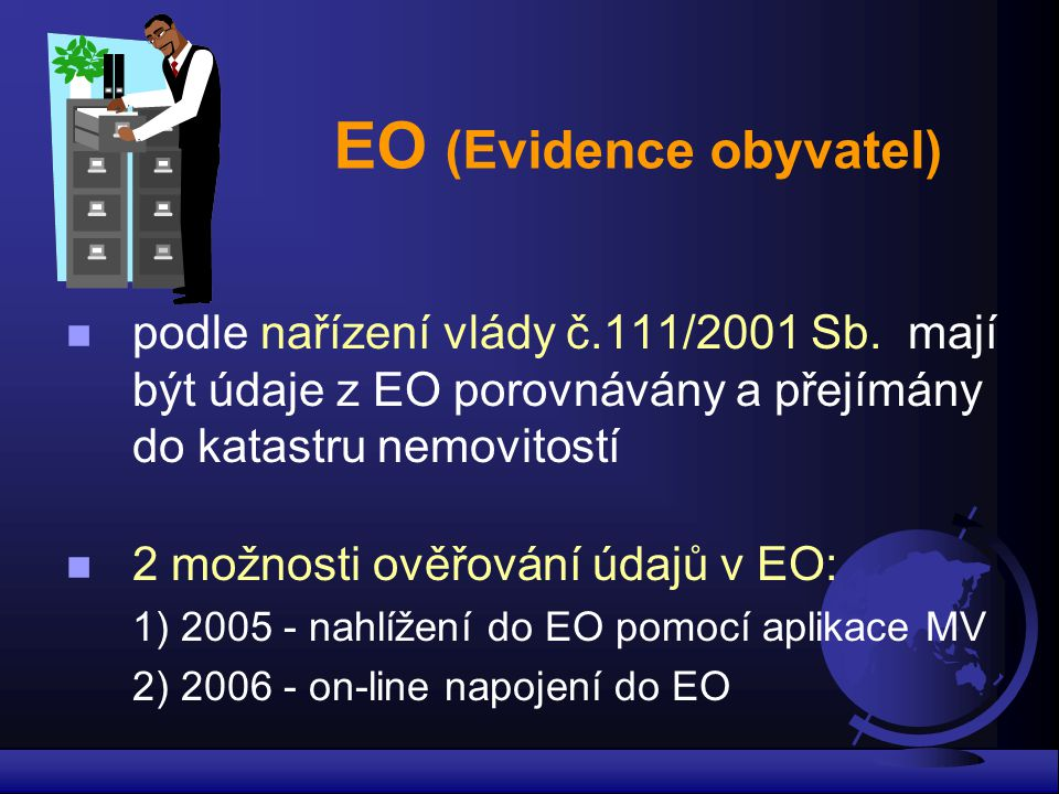 EO (Evidence obyvatel)