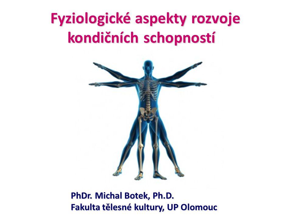 Fyziologické aspekty rozvoje