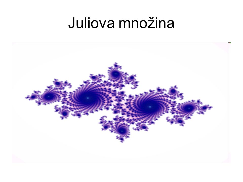 Juliova množina