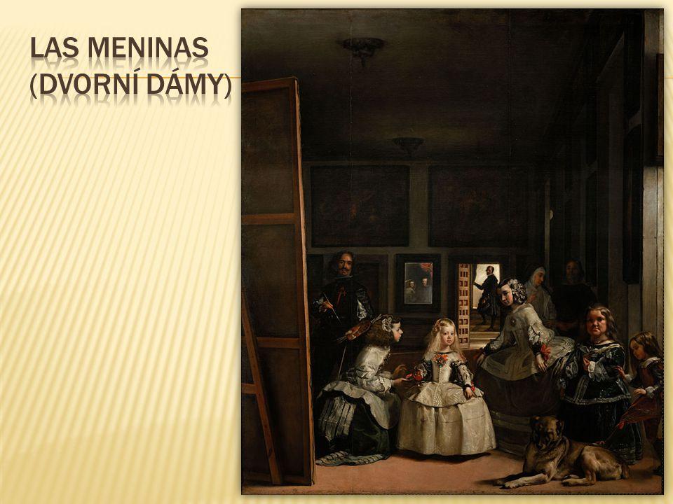 Las Meninas (Dvorní dámy)