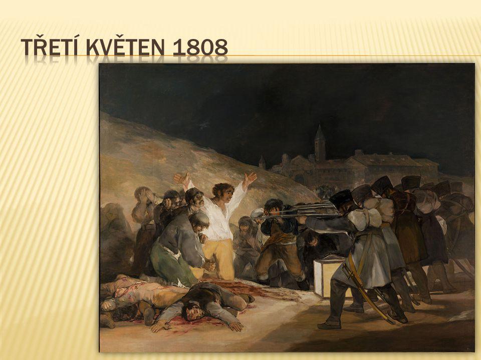 Třetí květen 1808