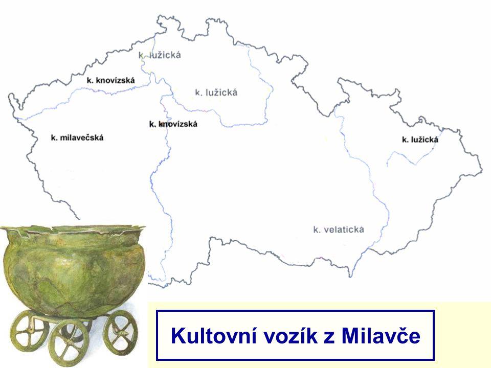 Kultovní vozík z Milavče