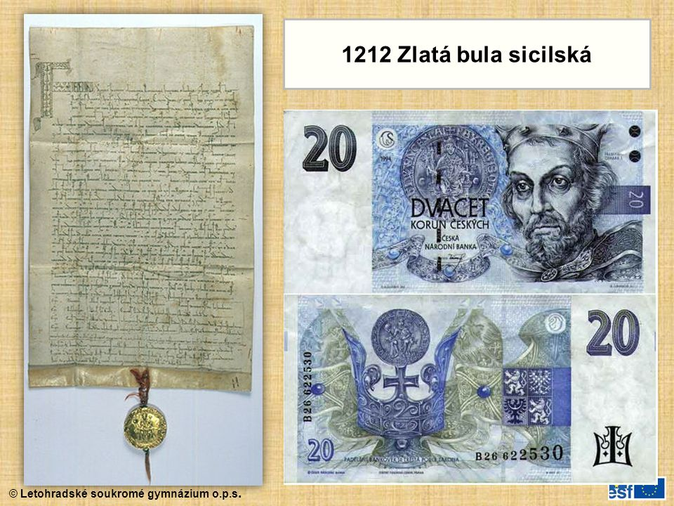 1212 Zlatá bula sicilská
