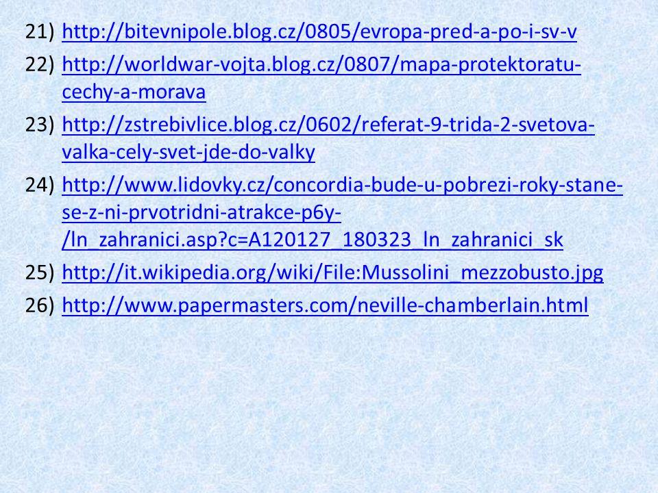http://bitevnipole.blog.cz/0805/evropa-pred-a-po-i-sv-v http://worldwar-vojta.blog.cz/0807/mapa-protektoratu-cechy-a-morava.