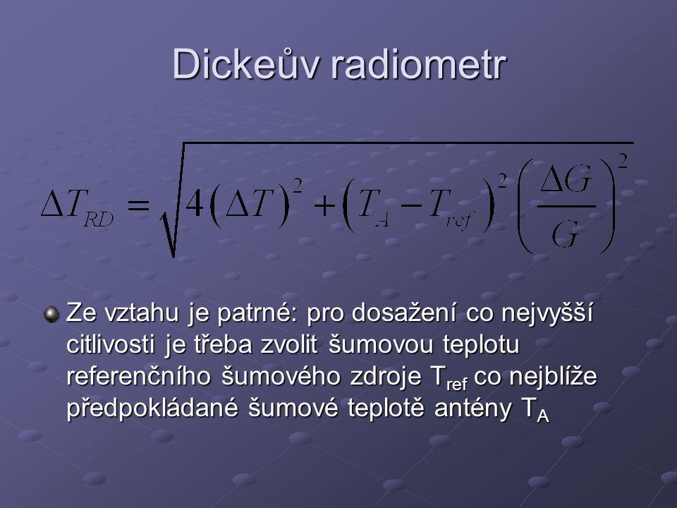 Dickeův radiometr