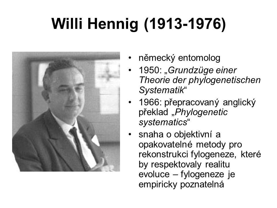 Willi Hennig (1913-1976) německý entomolog