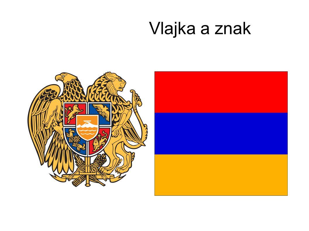 Vlajka a znak