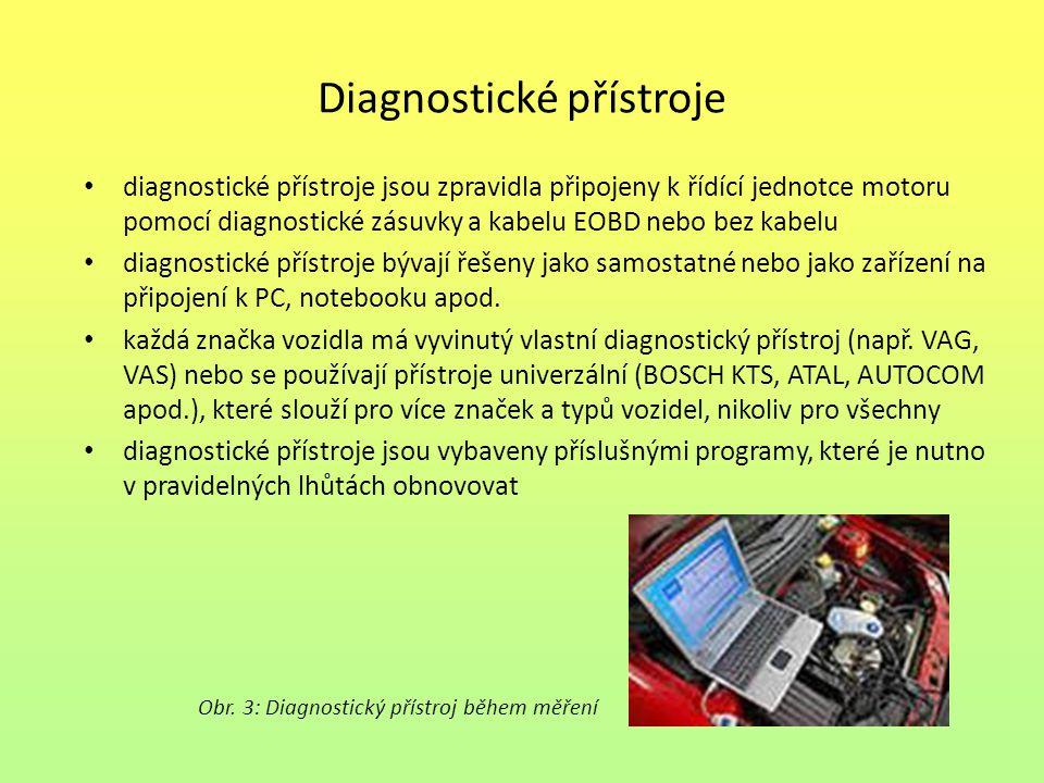Diagnostické přístroje