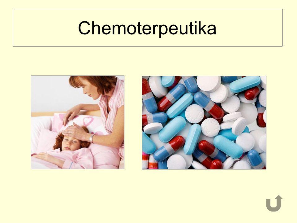 Chemoterpeutika
