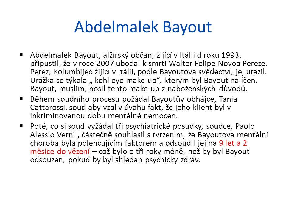 Abdelmalek Bayout