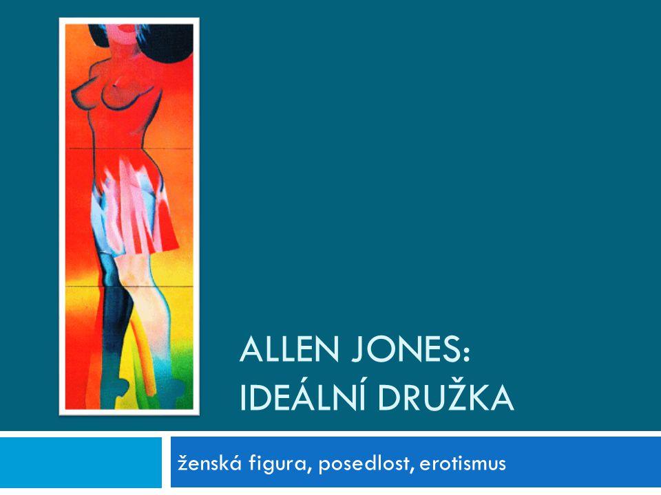 Allen Jones: ideální družka
