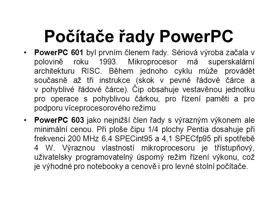 Počítače řady PowerPC
