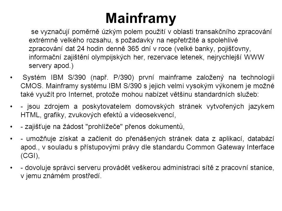 Mainframy