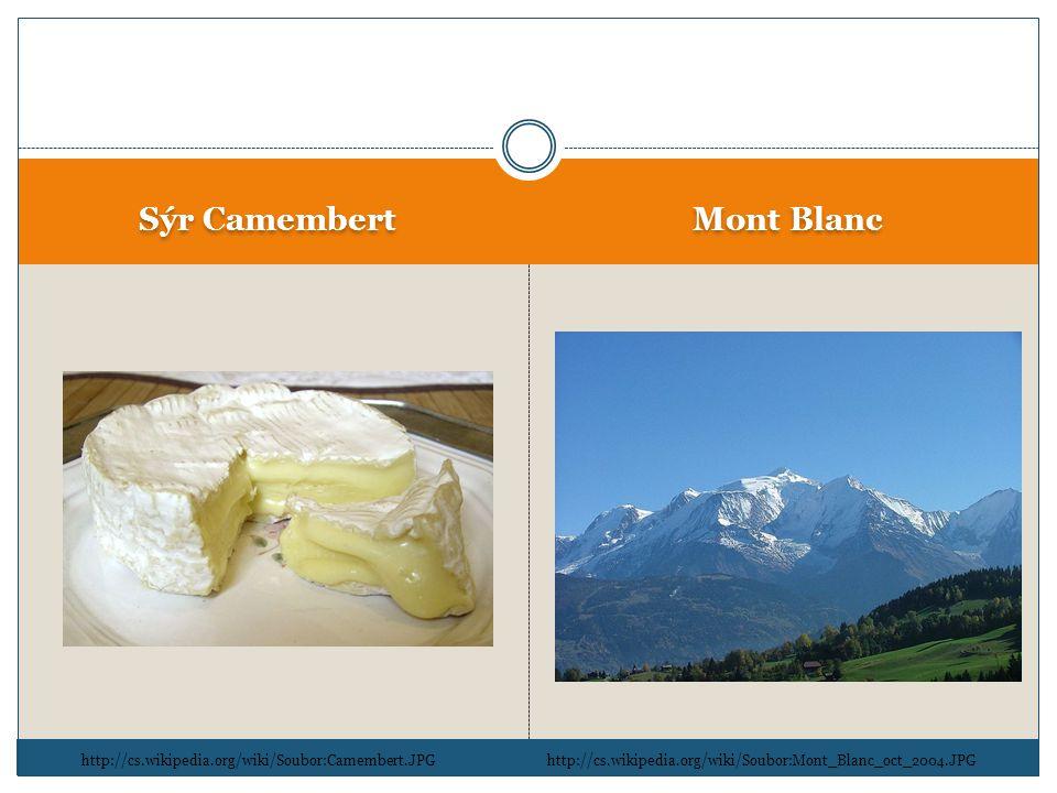 Sýr Camembert Mont Blanc