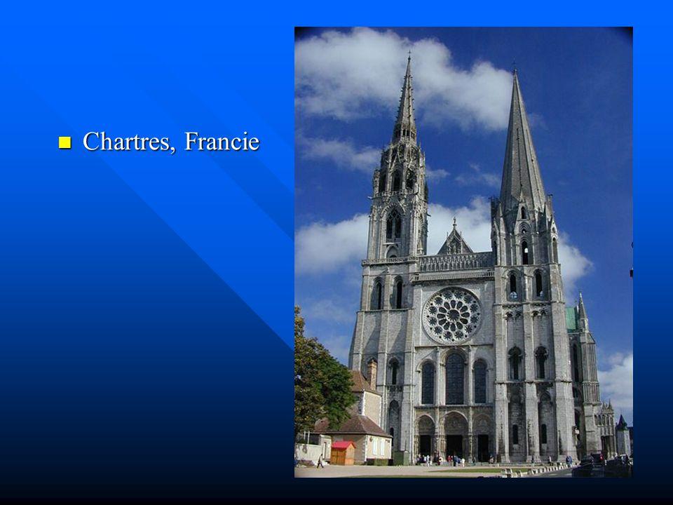 Chartres, Francie