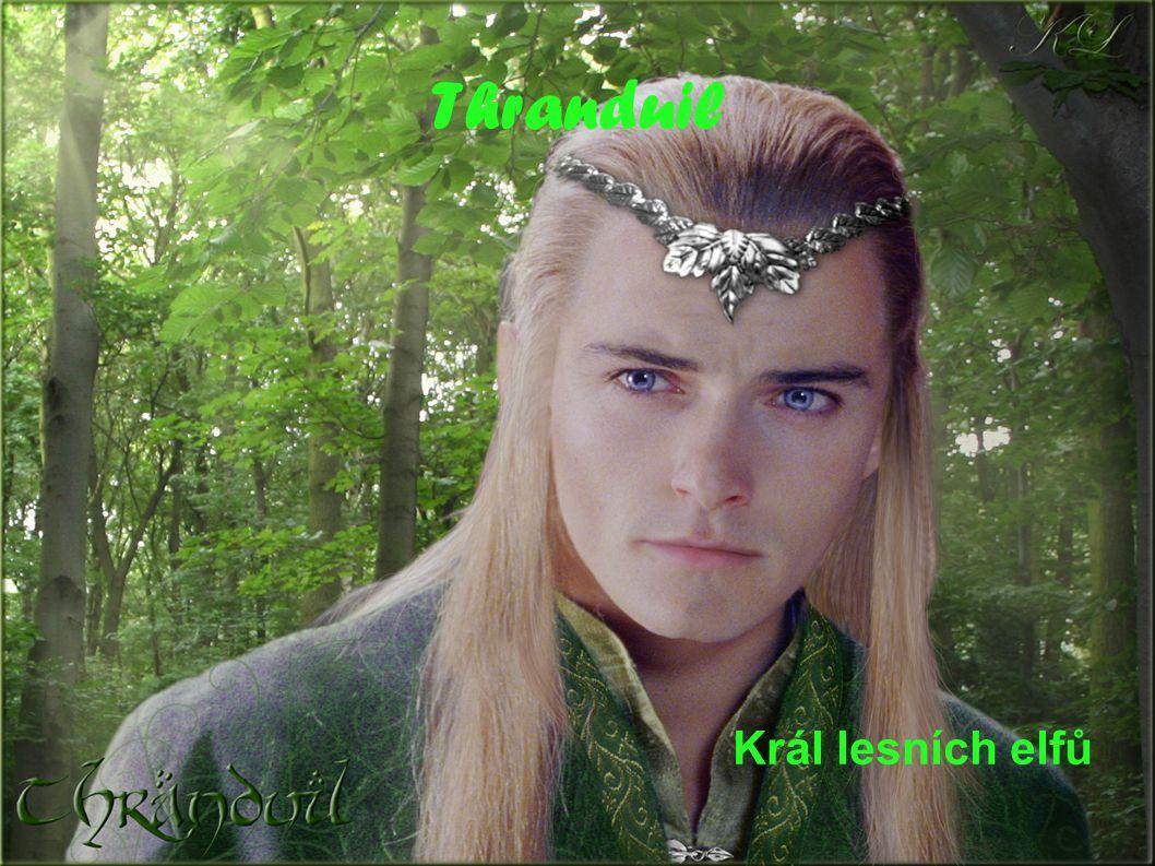 Thranduil Král lesních elfů
