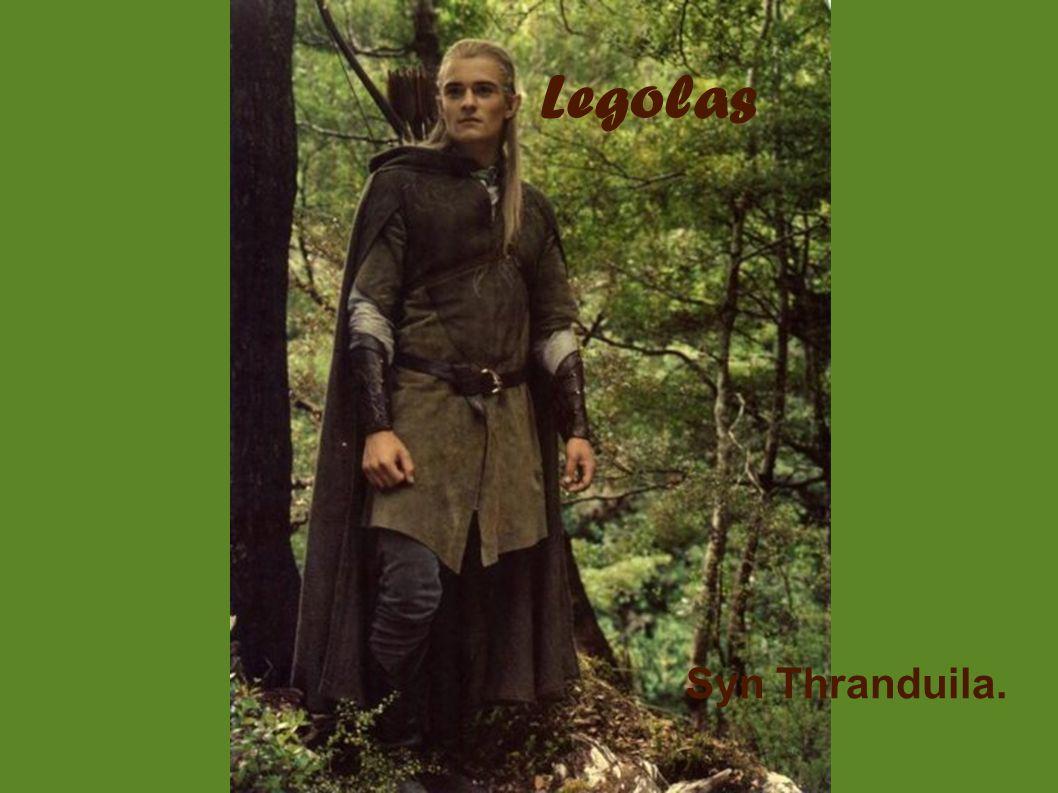 Legolas Syn Thranduila.