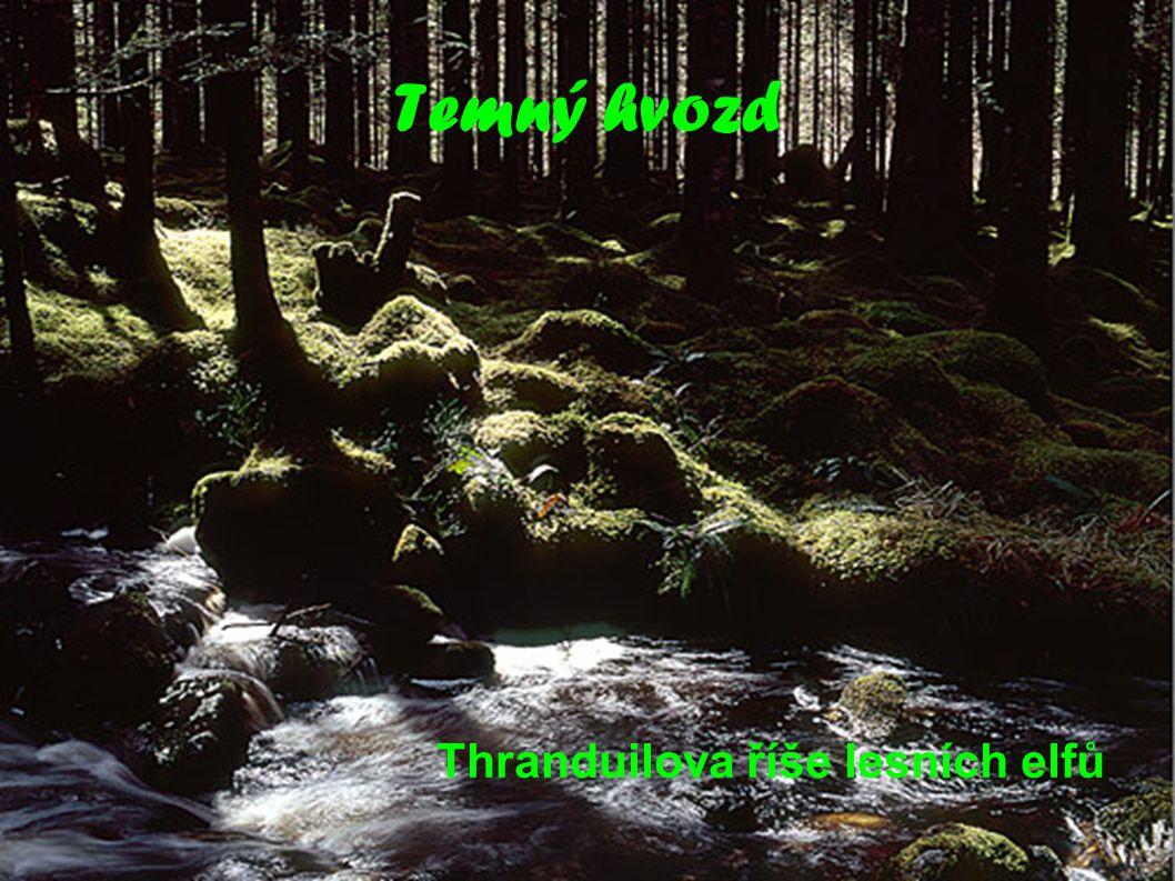 Thranduilova říše lesních elfů
