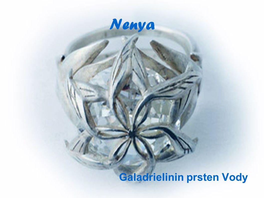 Galadrielinin prsten Vody