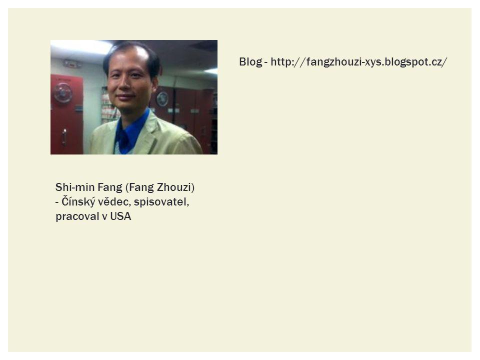 Blog - http://fangzhouzi-xys.blogspot.cz/