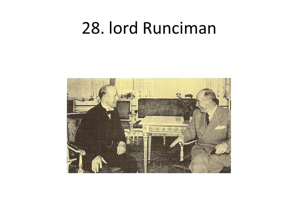 28. lord Runciman