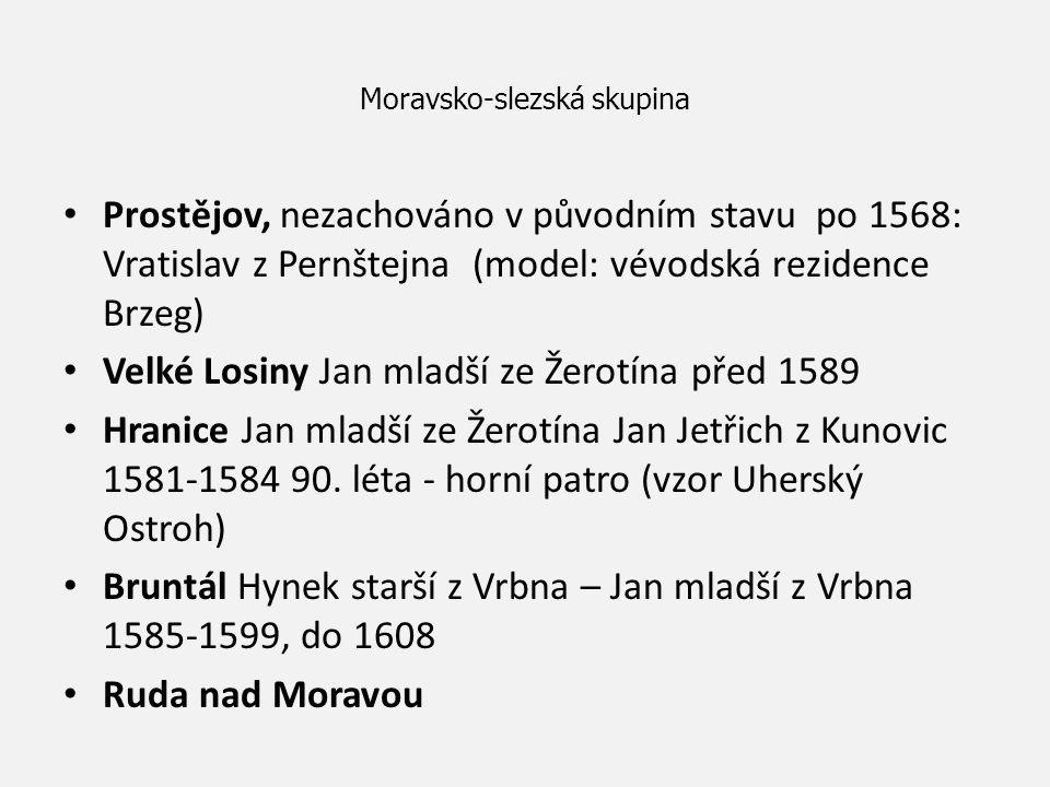 Moravsko-slezská skupina