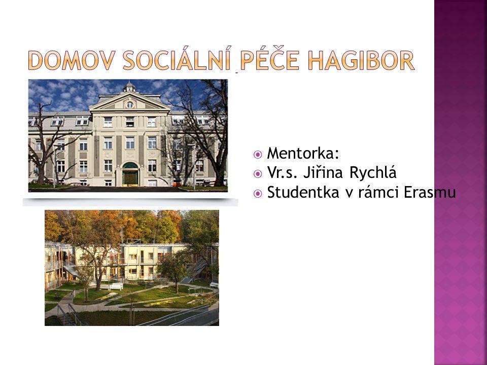 Domov sociální péče Hagibor