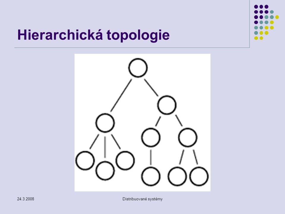 Hierarchická topologie