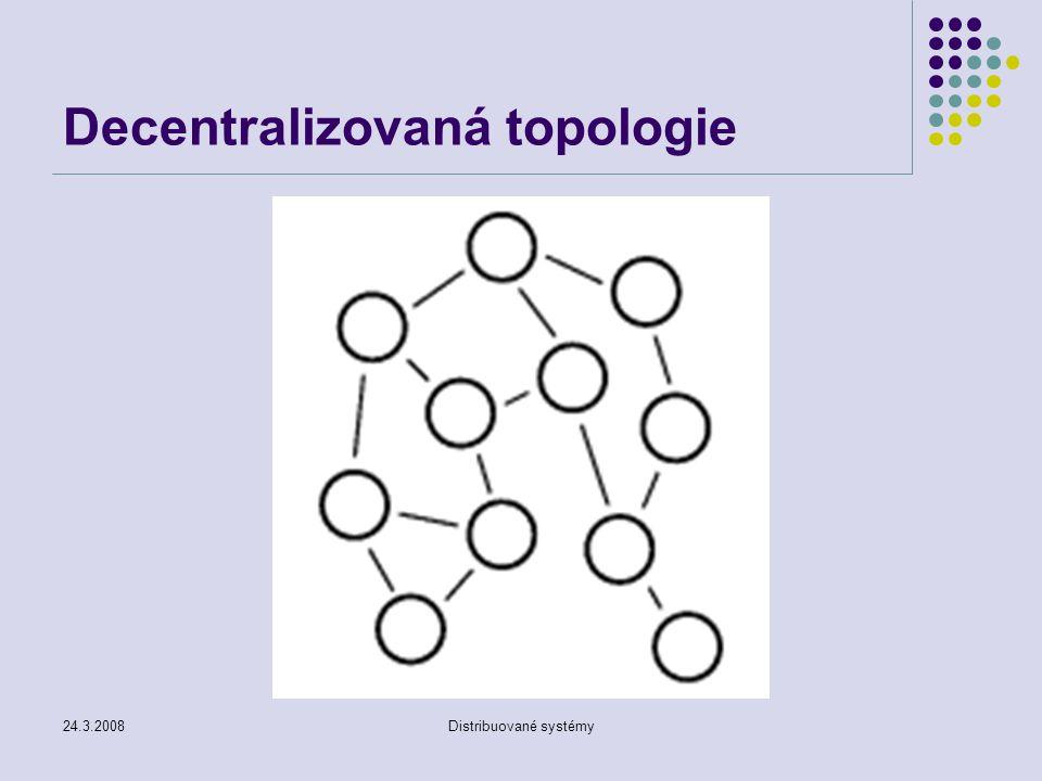 Decentralizovaná topologie