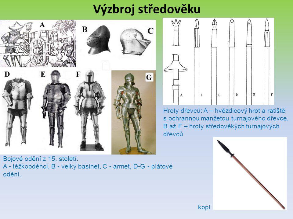 Výzbroj středověku