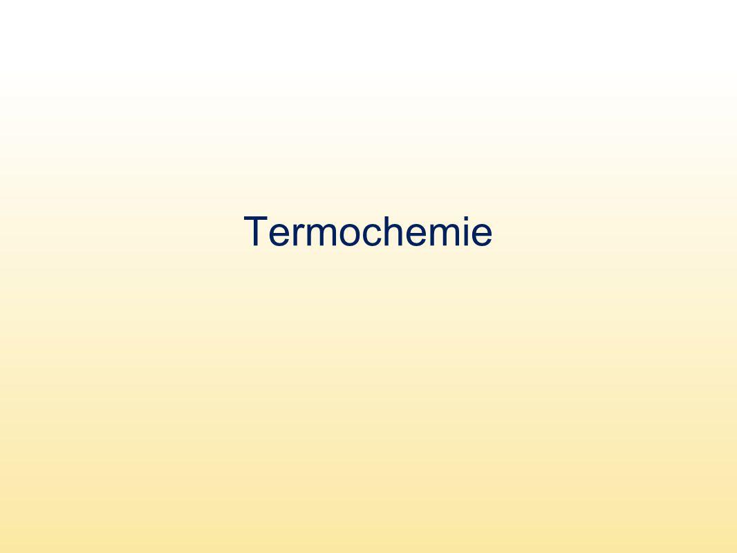 Termochemie