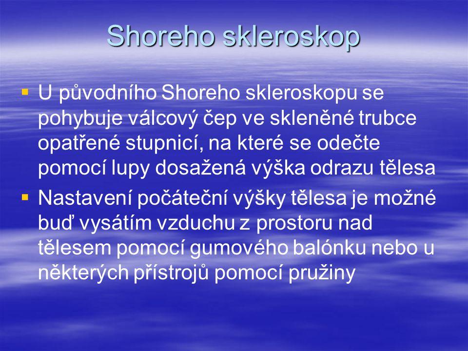 Shoreho skleroskop