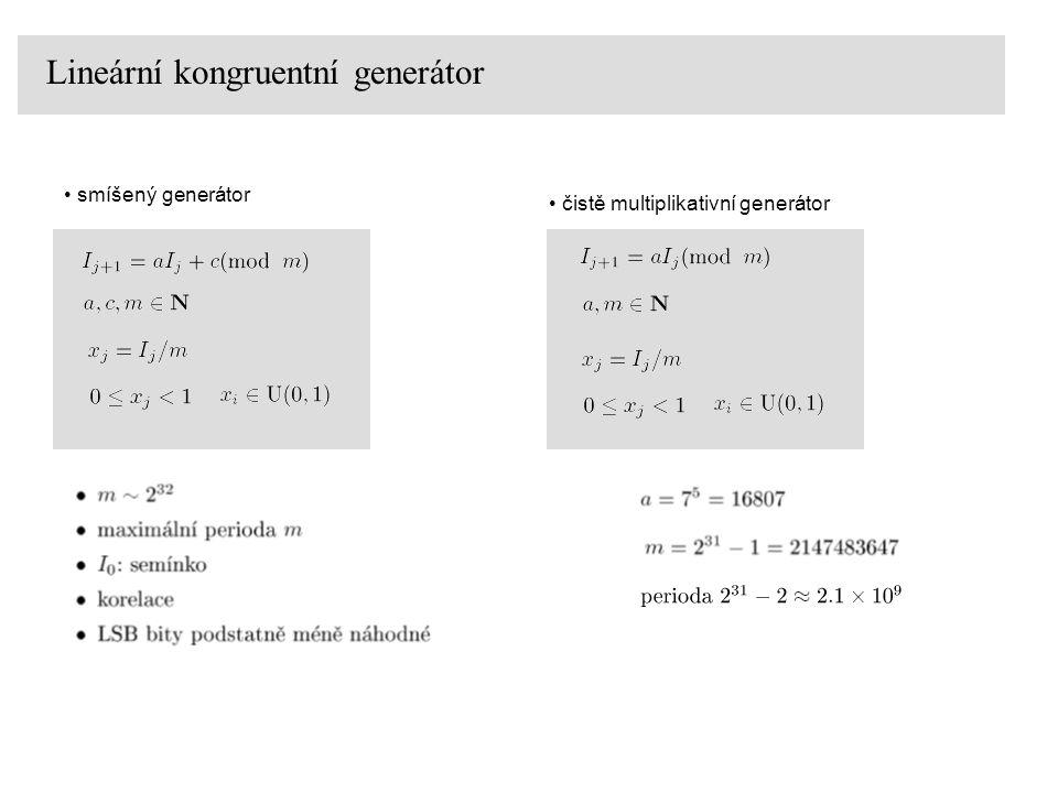 Lineární kongruentní generátor