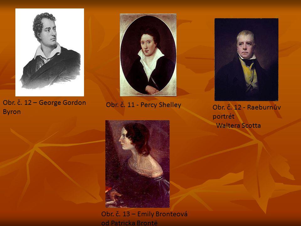 Obr. č. 12 – George Gordon Byron