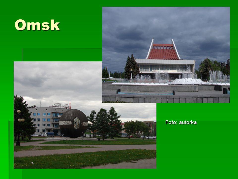 Omsk Foto: autorka