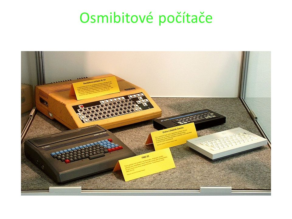 Osmibitové počítače