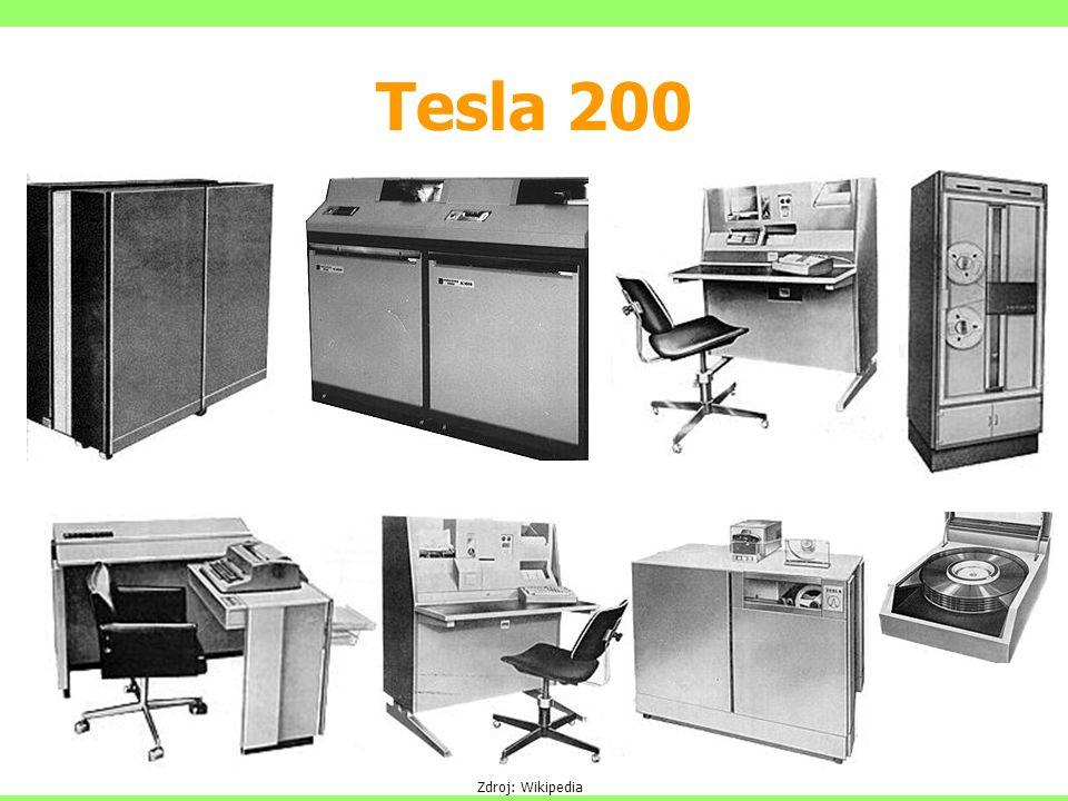 Tesla 200 Zdroj: Wikipedia
