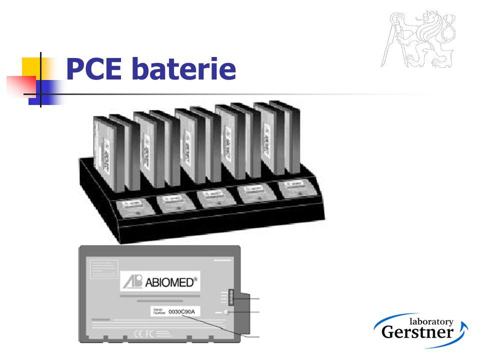 PCE baterie