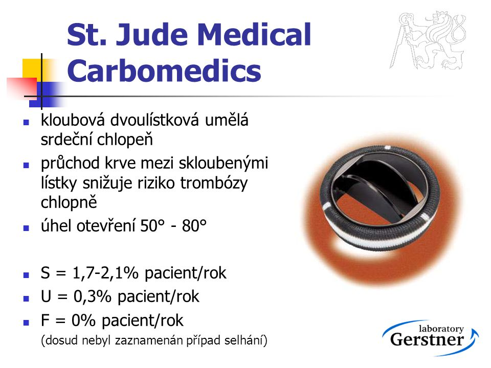 St. Jude Medical Carbomedics