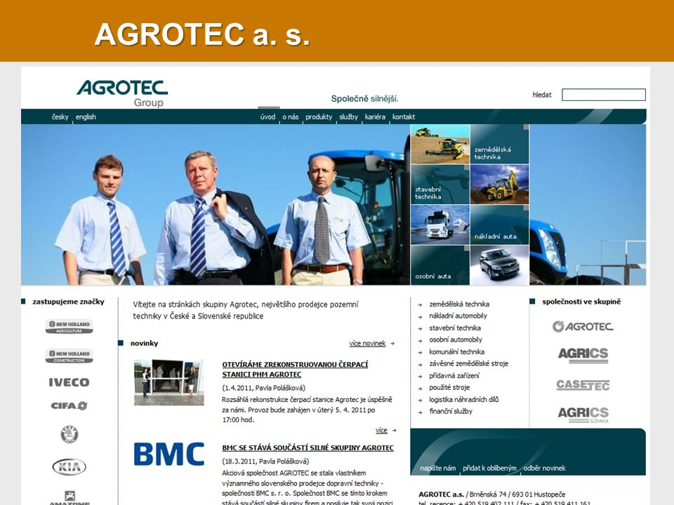 AGROTEC a. s.