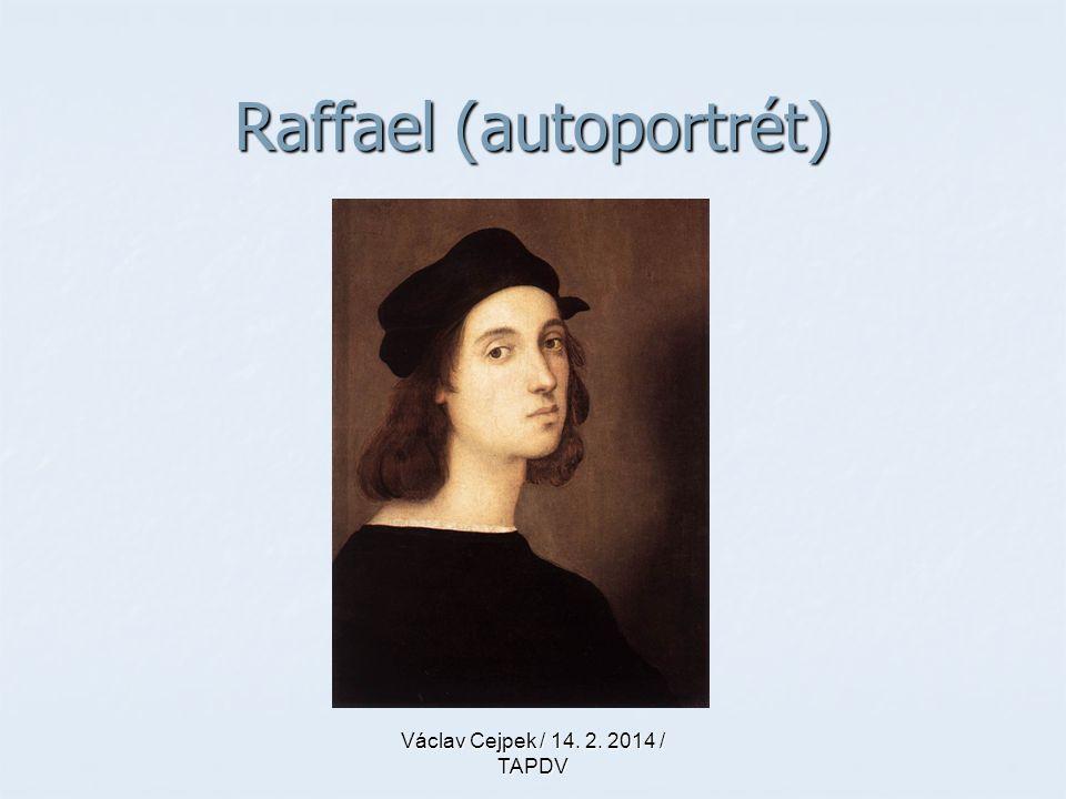 Raffael (autoportrét)