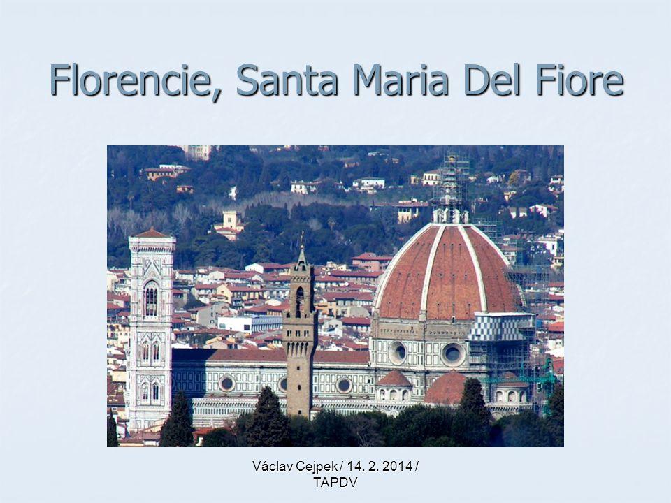 Florencie, Santa Maria Del Fiore